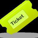 ticket Vert - MDJB